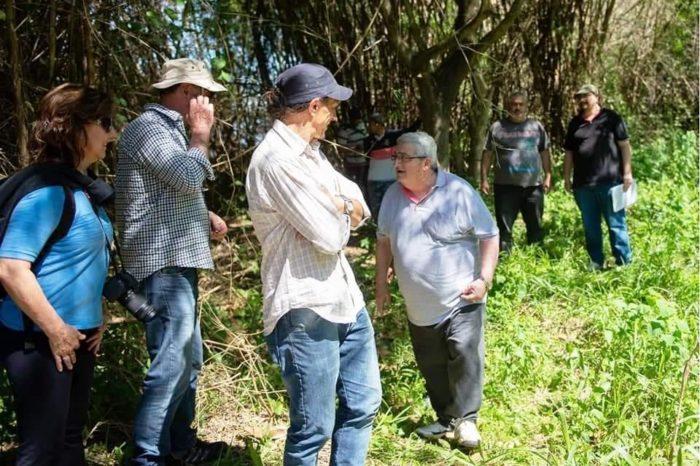 Buscan desaparecidos en la isla Soto