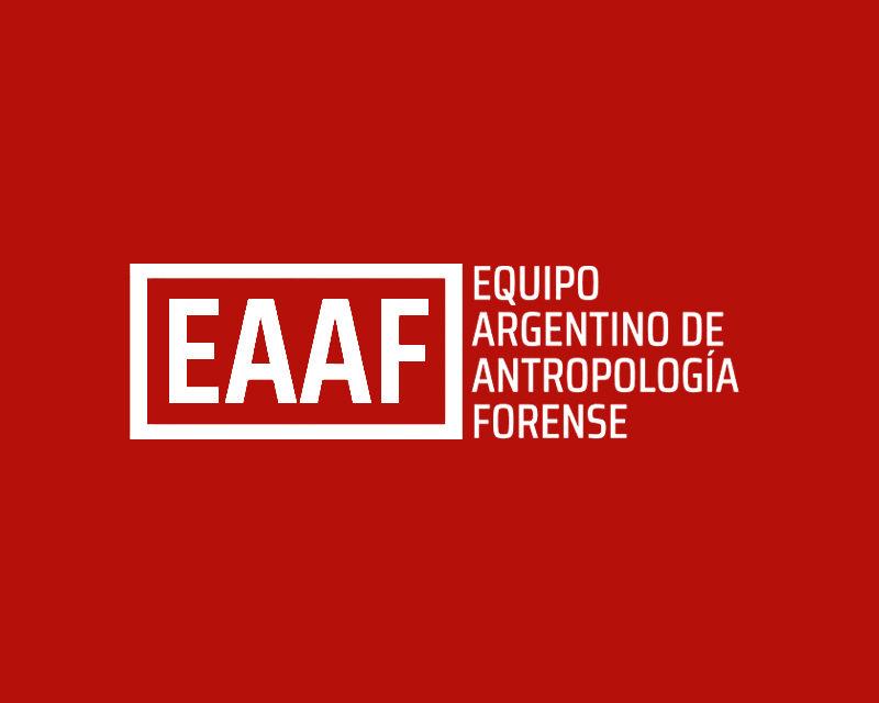 Aclaración: el EAAF no se encuentra trabajando en Paraguay