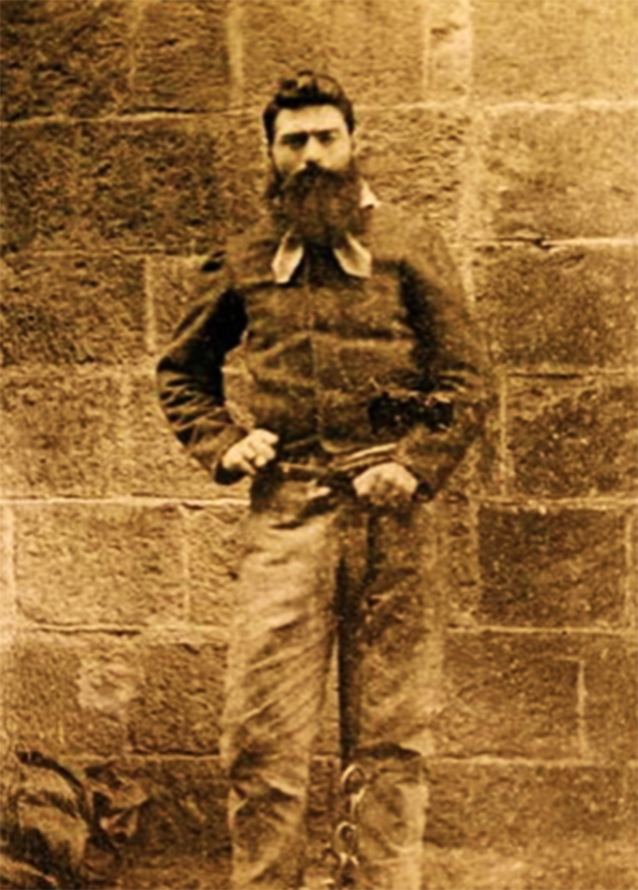 Edward Ned Kelly