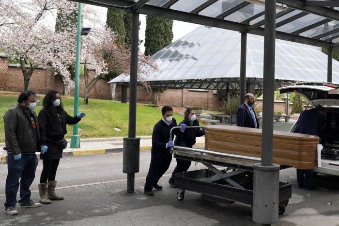 Dignidad y respeto a la hora del último adiós durante la pandemia