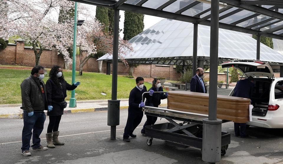 Almudena, Madrid (Juan Medina - REUTERS)