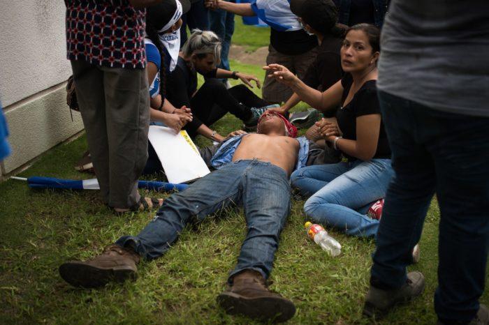 Forenses argentinos reconstruyen el horror de Nicaragua en el régimen de Ortega