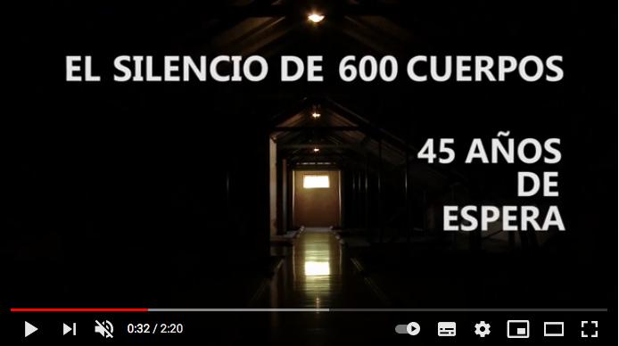 600 cuerpos