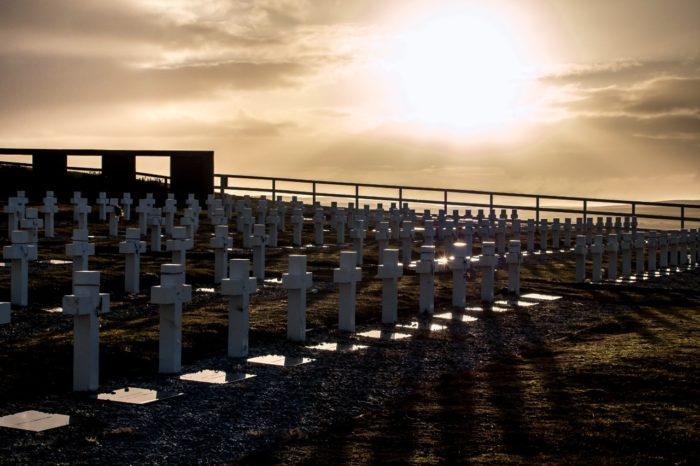 4 combatientes argentinos caídos en Malvinas fueron identificados como parte del Plan Proyecto Humanitario II